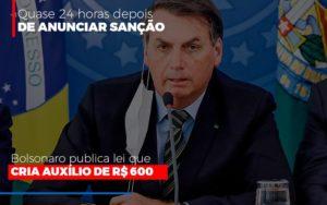 Bolsonaro Publica Lei Que Cria Auxilio Emergencial Abrir Empresa Simples Contabilidade - Escritório de Advocacia em Várzea Paulista - SP | Dra Elaine Fernandes