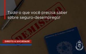 Seguro Desemprego Dra. Elaine Fernandes Blog - Escritório de Advocacia em Várzea Paulista - SP | Dra Elaine Fernandes