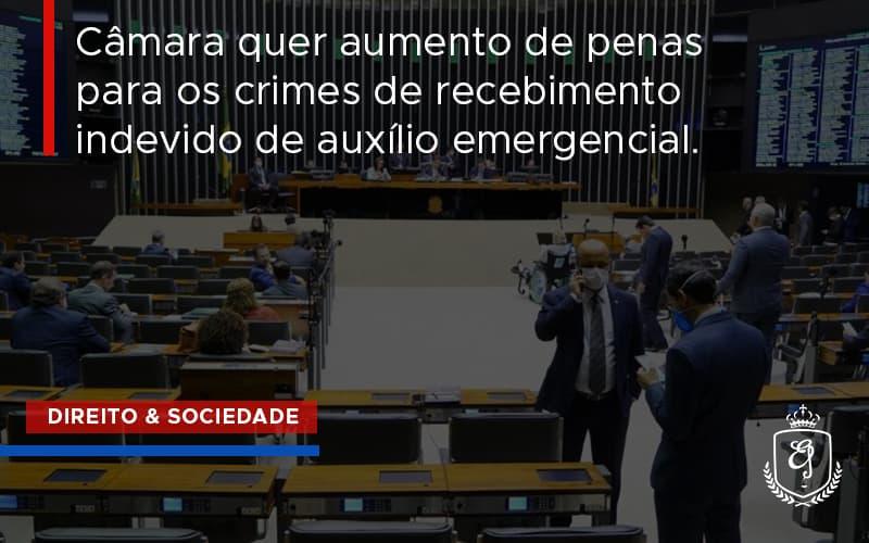 Câmara Quer Aumento De Penas Para Os Crimes De Recebimento Indevido De Auxílio Emergencial. Dra. Elaine Fernandes Blog - Escritório de Advocacia em Várzea Paulista - SP   Dra Elaine Fernandes