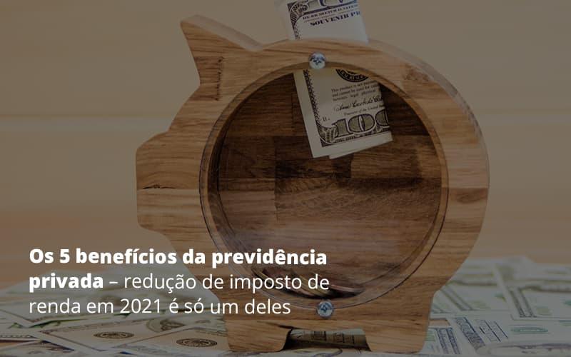 Os 05 Beneficios Da Previdencia Privada Reducao De Impostos De Renda Em 2021 E So Um Deles Post (1) Dra. Elaine Fernandes Blog - Escritório de Advocacia em Várzea Paulista - SP | Dra Elaine Fernandes