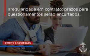 Prazos Para Questionamentos Serão Encurtados. Entenda Dra. Elaine Fernandes Blog - Escritório de Advocacia em Várzea Paulista - SP | Dra Elaine Fernandes