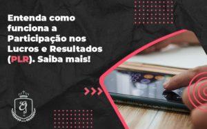 Entenda Como Funciona A Participação Nos Lucros E Resultados Elaine 2 - Escritório de Advocacia em Várzea Paulista - SP | Dra Elaine Fernandes