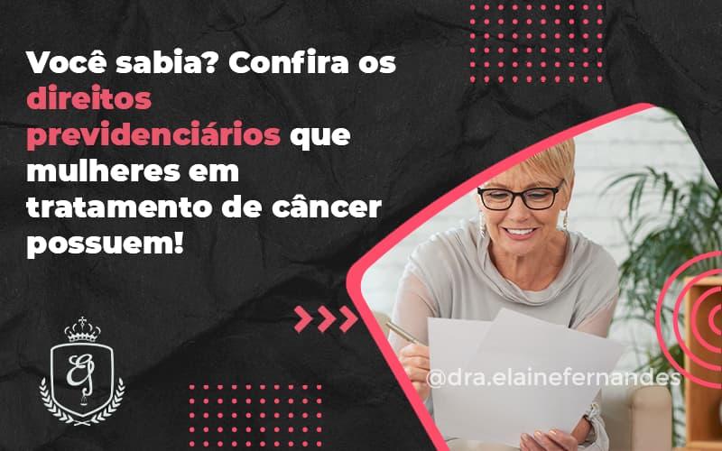 Voce Sabia Confira Os Direitros Elaine - Escritório de Advocacia em Várzea Paulista - SP | Dra Elaine Fernandes